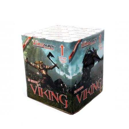 "Fejerverkų baterija ""Viking"""
