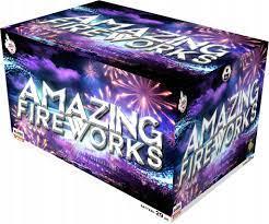 """Fejerverkas """"Amazing fireworks"""""""